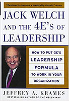 Jack Welch and the 4E's of Leadership