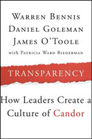 Transparency: How Leaders Develop a Culture of Candor