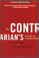 The Contrarian's Guide to Leadership