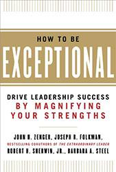 How To Be Exceptional
